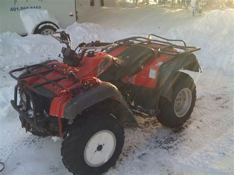 Suzuki Quadrunner 500 4x4 Help What S Wrong With My Suzuki Quadrunner 500
