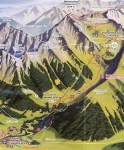 Floor Diagram bavarian alps germany