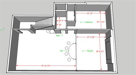 design your dream home free software basement layout ideas your dream home basement design