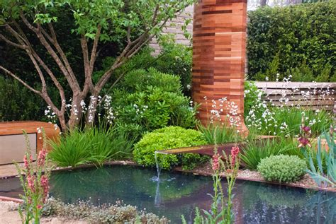 Cox At Chelsea Flower Show by Cedar Archway Cox Garden Designs