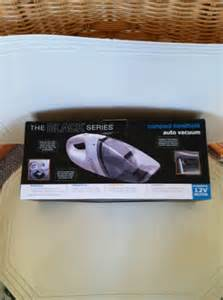 the black series compact handheld auto vacuum general general
