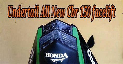 Undertail Non Led Cbr150 Lokal K45 dj88 variasi toko aksesories terlengkap dan terpercaya se indonesia great undertail all new cbr