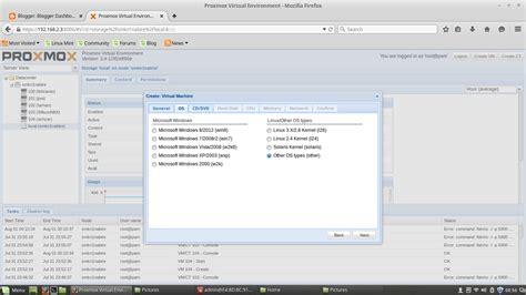 cara membuat vps di proxmox cara membuat vps sederhana menggunakan proxmox os linux