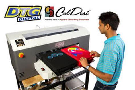Kaos Tshirt Jet 2 dtg m2 direct to garment t shirt printer new
