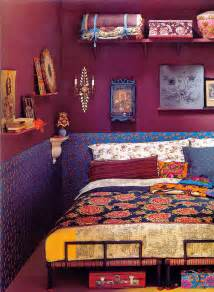 boho colors bohemian bedrooms and textiles panda s house