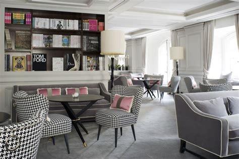 Glamorous Homes Interiors hotel chic michele bonan