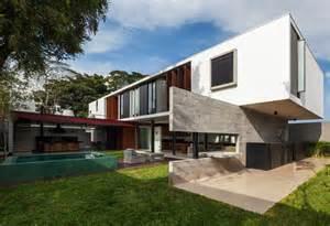 Villa Siena Floor Plans casa planalto flavio castro archdaily brasil