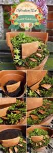 clay pot garden garden from broken clay pot garden 101