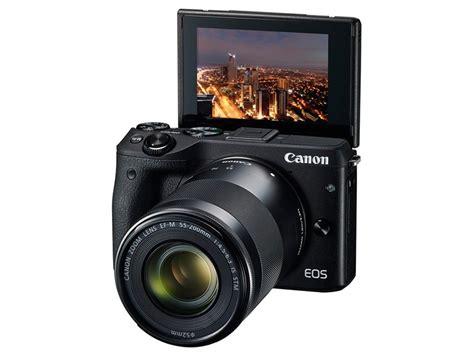 Canon Eos M3 Only canon eos m3 mirrorless officially announced