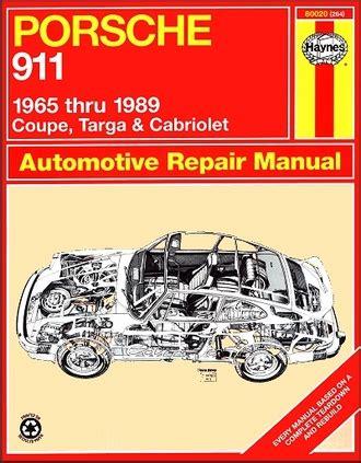 auto manual repair 2001 porsche 911 free book repair manuals porsche 911 coupe targa cabriolet repair manual 1965 1989