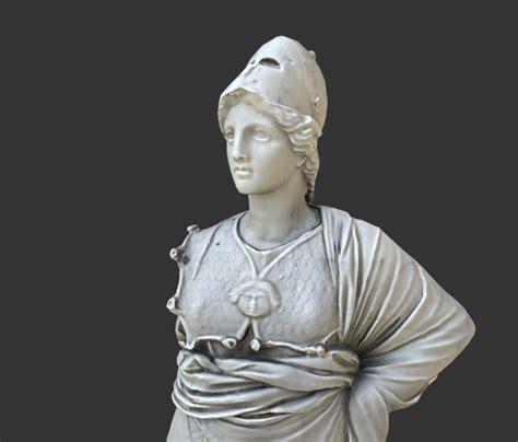 Black Master Athena la statue d athena blackant master studio