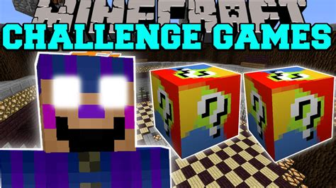 best minecraft challenges minecraft balloon challenge lucky block mod