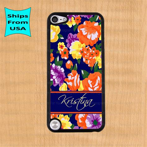 pattern password ipod touch floral pattern monogram ipod touch 5 case ipod cover