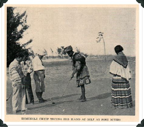 the seminole indians of florida genealogy trails happy florida historic golf trail