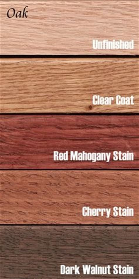 Which Hardwoods Take White Stain Well - wood stain color chart stains can also be mixed into