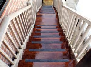 Non Slip Strips For Wood Stairs by Anti Slip Stair Nosing Non Slip Stair Nosings