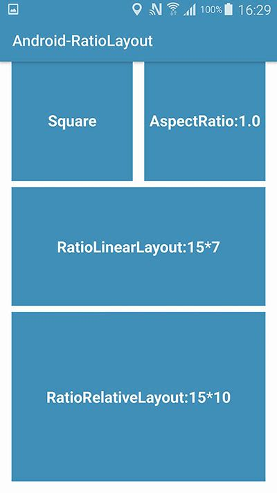 qt layout fixed ratio github hiaraus android ratiolayout this is a