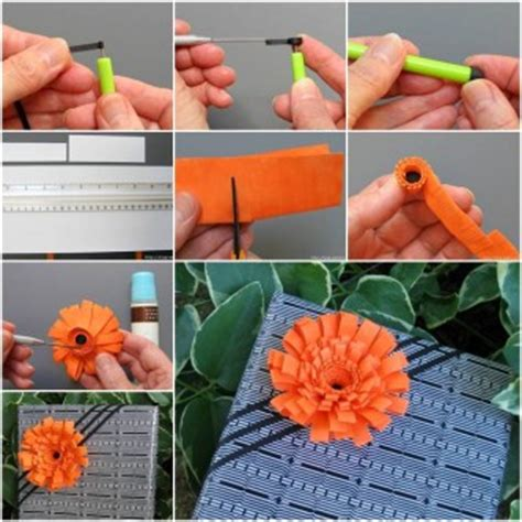 how to make floral arrangements step by step paper flower how to instructions