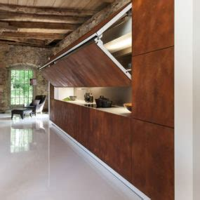 trend 2016 hidden disappearing kitchen 15 pics contemporary kitchen cabinets that redefine modern cook room