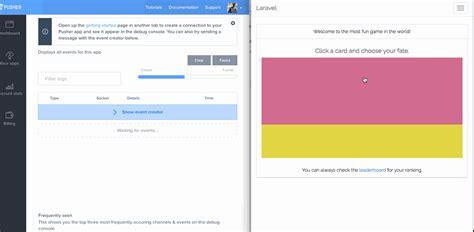 laravel scaffolding tutorial build a realtime table using laravel