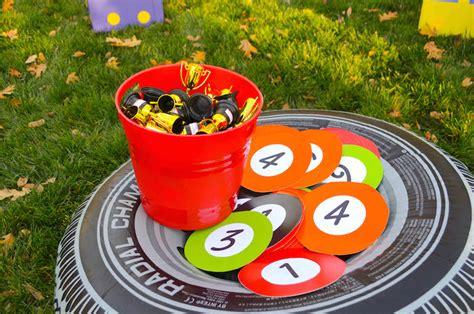 cars themed birthday games kara s party ideas race car themed birthday party via kara