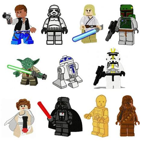 printable star wars characters pinterest the world s catalog of ideas