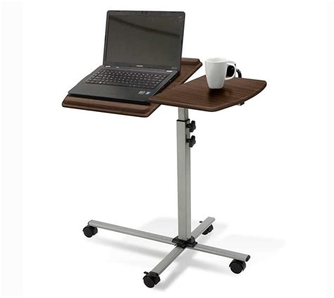 Laptop Desk Cart Mobile Laptop Cart By Unique Furniture Computer Desks