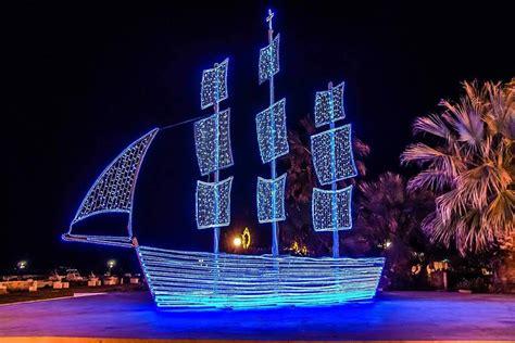 boat lights christmas greeker than the greeks greek christmas customs