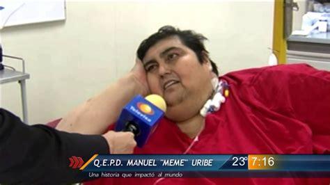Manuel Meme Uribe - las noticias la 250 ltima entrevista de manuel uribe youtube