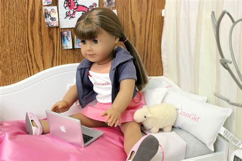 how to make an american doll room an american doll room