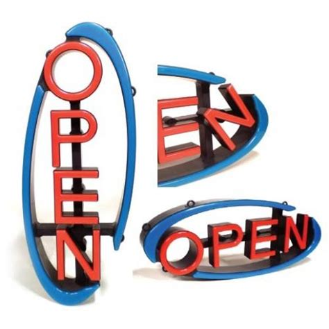 room in use lighted sign cm global vh 01 rs swivel led open sign with remote