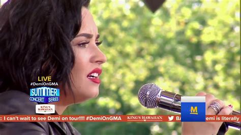 stone cold demi lovato holds note demi lovato holds a note for 13s stone cold