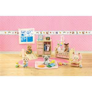 Toys R Us Toddler Bedroom Sets Calico Critters Baby S Nursery Set Toysrus