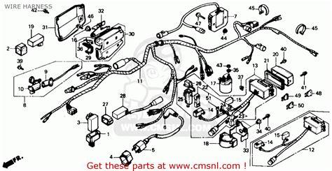 honda foreman 450 wiring diagram 2000 fourtrax get free