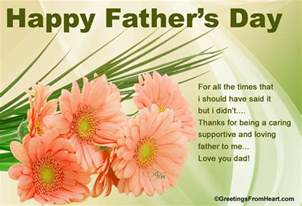 happy fathers day greetings 2017 free fathers day card greetings
