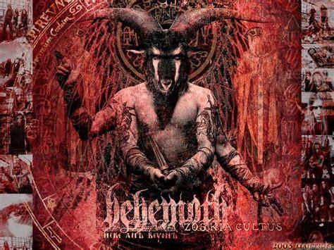 libro the real band of behemoth wallpaper 3562 metalsites net