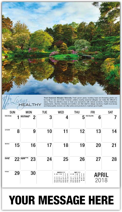 Inexpensive Personalized Calendars Inexpensive Living Healthy Wall Calendars Personalized