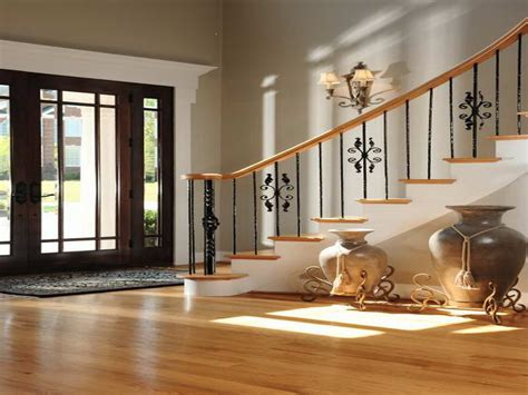 Floor Decoration Ideas | bloombety foyer decorating ideas with wooden floor