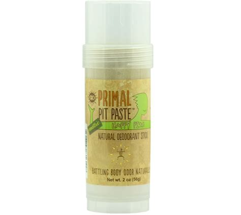 Pit Paste Detox by 8 Primal Pit Paste Stick Deodorants That