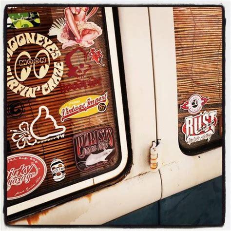 stickers frigo 1046 sticker tony dubois garage kustom kulture purists