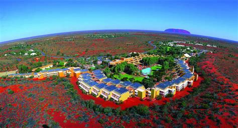 Voyages Desert Gardens Hotel Accommodation Desert Gardens Ayers Rock
