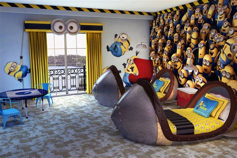 minion bed behind the thrills sleep like a minion at all new