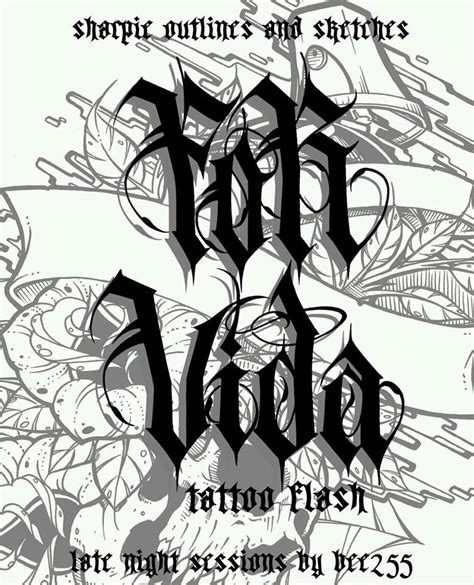 por vida tattoo bee255 designs por vida flash store