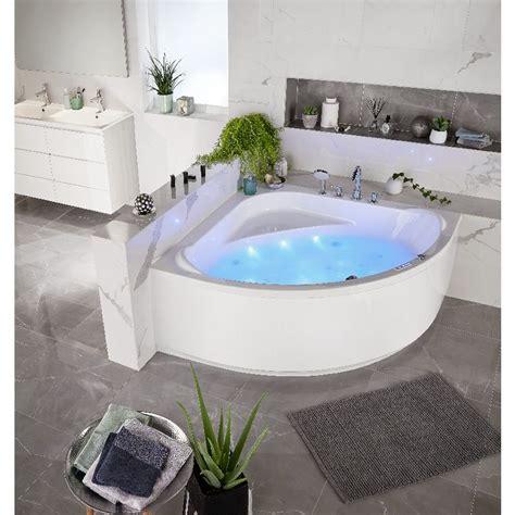 systeme balneo pour baignoire baignoire baln 233 o d angle lagune syst 232 me perle baignoire