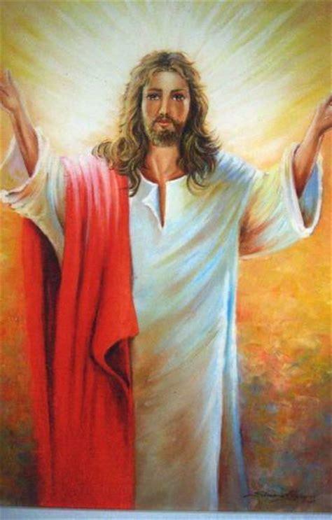 buscar imagenes jesucristo jesus cristo atelier de pintura simone pigiani elo7