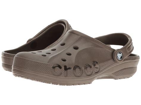 Slip On Tikar Chocolate Unisex 1 crocs s shoes sale