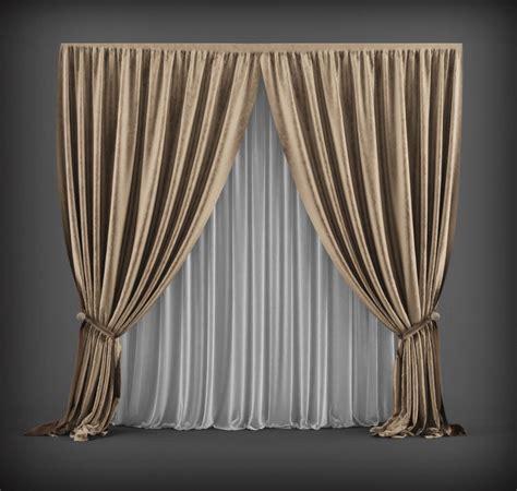 3d curtains curtain 3d model 3 free 3d model max fbx cgtrader com