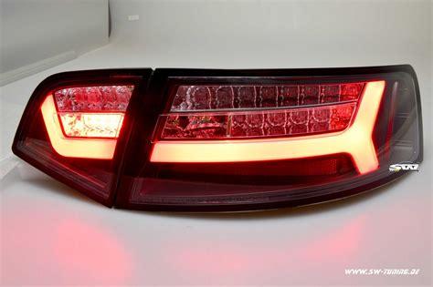 audi a6 c6 led headlights sw celi led taillights for audi a6 4f c6 facelift sedan 09