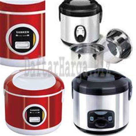 Rice Cooker Sharp Terbaru daftar harga rice cooker sanken terbaru 2018 magic