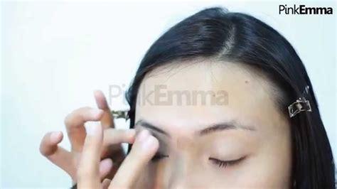 tutorial makeup pemula tutorial makeup eyeshadow simple untuk pemula youtube
